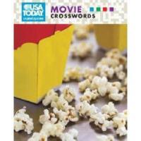 【预订】USA Today Movie Crosswords