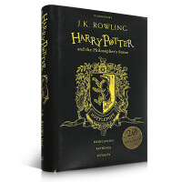 英文原版进口正版 学院珍藏版 Harry Potter and the Philosopher's Stone 格赫奇