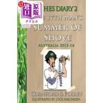 【中商海外直订】Ashes Diary 2 - The 17th Man's Summer of Shove - Au