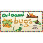 【预订】Origami Bugs Kit [With 96 Sheets of Origami Paper