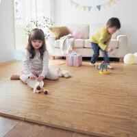 10片装泡沫拼接地垫爬行卧室防滑进门家用客厅地毯