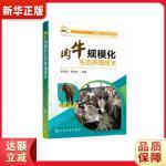 规模化生态养殖丛书--肉牛规模化生态养殖技术 李文海,张兴红 9787122344304 化学工业出版社 新华正版 全