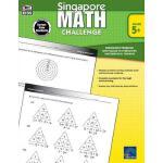 【预订】Singapore Math Challenge, Grades 5 - 8