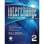 【预订】Interchange Level 2 Full Contact + Self-Study DVD-ROM