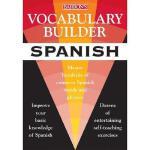 【预订】Vocabulary Builder: Spanish: Master Hundreds of