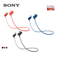 包邮支持礼品卡 热巴代言 Sony/索尼 MDR-XB50BS 入耳式 无线 蓝牙耳机 运动 防水 重低音 立体声 耳