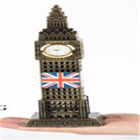 巴黎埃菲尔铁塔摆件模型 艾菲尔铁塔 家居卧室酒柜创意装饰品礼品礼品