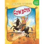 【预订】Cowboys [With 75 Reusable Stickers]