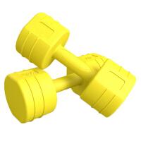 哑铃 女士瘦手臂初学者小哑铃儿童男士家用健身操俯卧撑健身器材