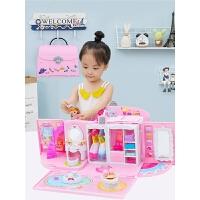 3-6岁小女孩女童生日礼物儿童过家家仿真化妆品玩具套装
