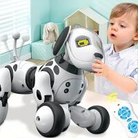 遥控机器狗说话会走 充电动智能机器人儿童玩具动物1-3-6周岁男孩