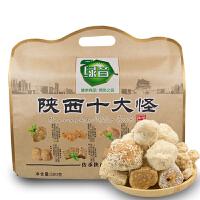 【镇安馆】十大怪500g 富平琼锅糖龙须酥糖*芝麻零食 500g