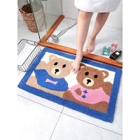 门垫浴室进门垫子门口地毯家用脚垫吸水卫浴垫入门卫生间地垫
