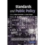 【预订】Standards and Public Policy Y9781107404908