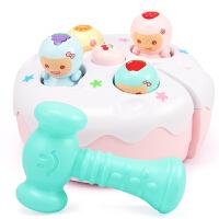 儿童打地鼠玩具幼儿敲打击1-2-3-6周岁宝宝男女孩电动游戏机