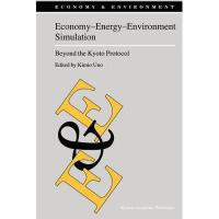 【预订】Economy - Energy - Environment Simulation: Beyond Y97890