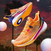【超品预估价:230】阿隆戈登同款|361男鞋运动鞋2020夏秋季新款跑鞋网面Q弹跑步鞋男
