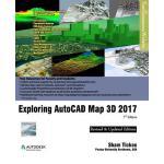 【预订】Exploring AutoCAD Map 3D 2017
