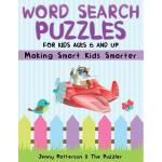 【预订】Word Search Puzzles for Kids Ages 6 and Up: Making Smar