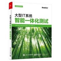 正版全新 大型IT系统智能一体化测试