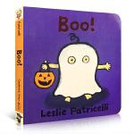 顺丰发货 英文原版 Boo 名家 Leslie Patricelli 小毛孩 幼儿启蒙早教纸板书 宝宝生活好习惯养成