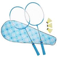 儿童羽毛球拍3-12岁幼儿园初学亲子宝宝双拍小学生训练