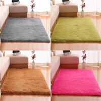 简约现代丝毛客厅茶几地毯卧室榻榻米垫