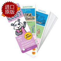 【现货】 英文原版 儿童智力开发系列卡片 低幼组 4-5岁 Brain Quest Preschool, Ages 4-
