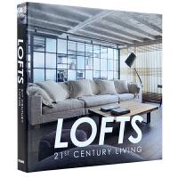 LOFTS 21ST CENTURY LIVING 二十一世纪的阁楼生活 室内居住空间 室内装修装饰设计图书