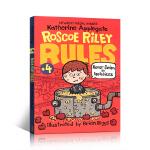 顺丰发货 英文原版 Roscoe Riley Rules #4: Never Swim in Applesauce 7