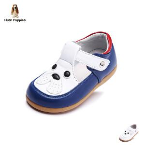【清仓特惠】暇步士童鞋2017年新款男童女童真皮凉鞋小童卡通学生鞋 DP9051