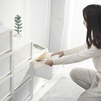 宝宝衣柜塑料柜子儿童储物柜婴儿抽屉柜多层整理柜抽屉式收纳柜