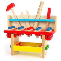 儿童过家家多功能维修工具箱套装宝宝修理拆装工具台男孩智力玩具