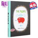 【中商原版】Delphine Durand 旅程 英文原版 The Flops 精装