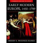 【预订】Early Modern Europe, 1450-1789