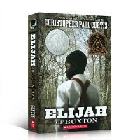 【全店300减100】英文原版小说2008年纽伯瑞银奖 Elijah of Buxton 巴克斯顿的以利亚 平装 奔跑的