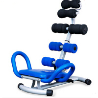 健腹机懒人运动机腹部减肥瘦腰器械 收腹机健身器材家用