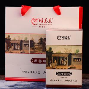 【两盒一起拍送手提袋,荒野老白茶】顺茗道福鼎白茶岩韵老白茶散茶 100克/盒d1