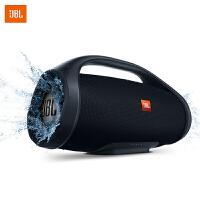 【当当自营】JBL Boombox 黑色 音乐战神 便携式蓝牙音箱 低音炮 户外音响