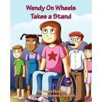 【预订】Wendy on Wheels Takes a Stand