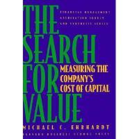 【预订】The Search for Value: Measuring the Company's Cost