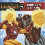 【预订】The Invincible Iron Man vs. Crimson Dynamo