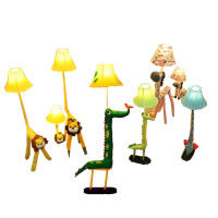 儿童台灯卡通落地灯动物灯