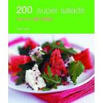 【预订】200 Super Salads