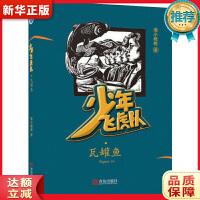少年飞虎队:瓦罐鱼 海小枪枪 9787555281955 青岛出版社