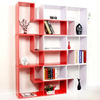 百意空间新款自由组合书柜 书架 创意装饰架 储物柜 玄关 酒柜 隔断 展示柜 储物格