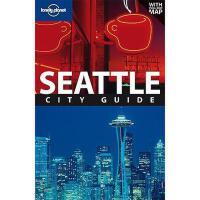 【预订】Lonely Planet Seattle [With Map]