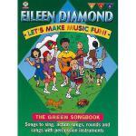 【预订】Let's Make Music Fun!: The Green Songbook [With CD