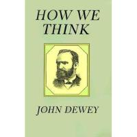 【预订】How We Think How We Think