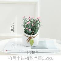 仿真植物假花小盆景多肉盆栽家居客厅室内绿植桌面装饰花摆件套装礼品